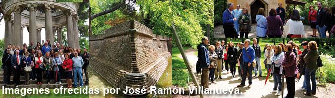Visita al parque El Capricho de la Duquesa de Osuna