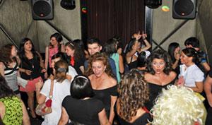 La fiesta de la ACEF se transforma en el musical de Grease