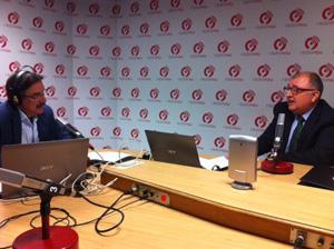 Entrevista a José Pedro Valero, director del CEF.- de Valencia, en Radio Nou