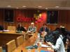 Arancha de las Heras en los Diálogos de Mujeres Directivas del Sector Formación