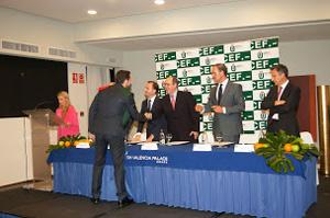 Clausura en Valencia del curso 2013-2014