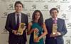 """Un equipo de alumnos del CEF.- y la UDIMA ganan el Concurso """"Talentos Marketing Peugeot"""""""
