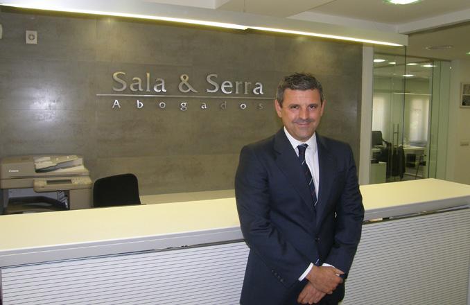 David Fernandez. Socio director de Serra & Sala