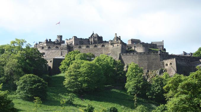 Edimburgo, la ciudad de los mitos