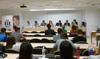 Encuentro sobre el futuro del periodismo organizado por la UDIMA