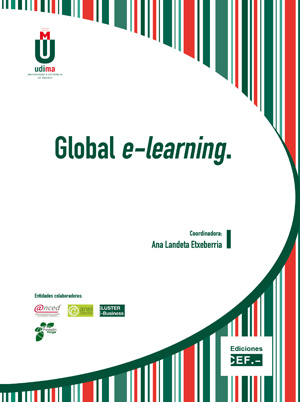 """La Udima publica el libro """"Global e-learning"""""""