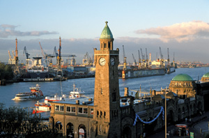 Hamburgo, armonía natural