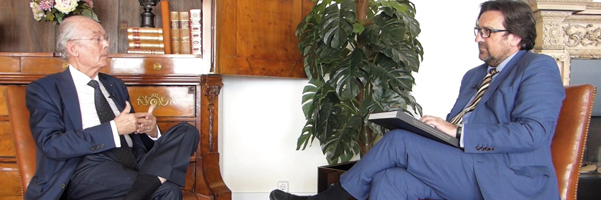 Ignacio Buqueras entrevistado por Luis Miguel Belda