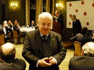 El Instituto Español de Estudios Financieros premia al profesor de CEF.- Jaume Germá