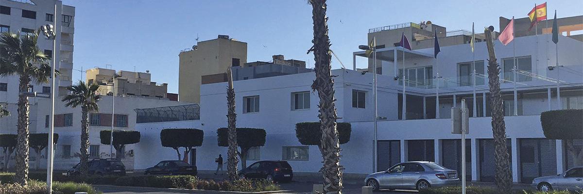 Sede de exámenes en Marruecos