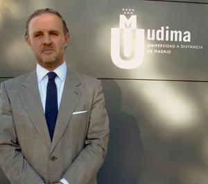 El rector de la UDIMA en el Consejo Económico y Social del Estado