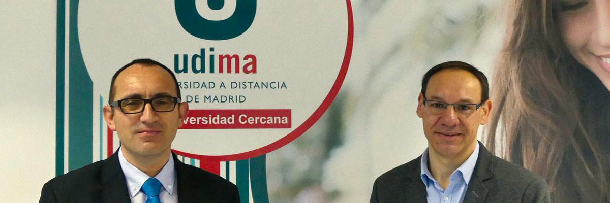 Pedro Aceituno y Luis Tramón