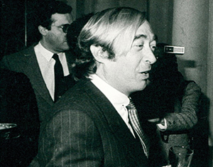 Periodista José Oneto