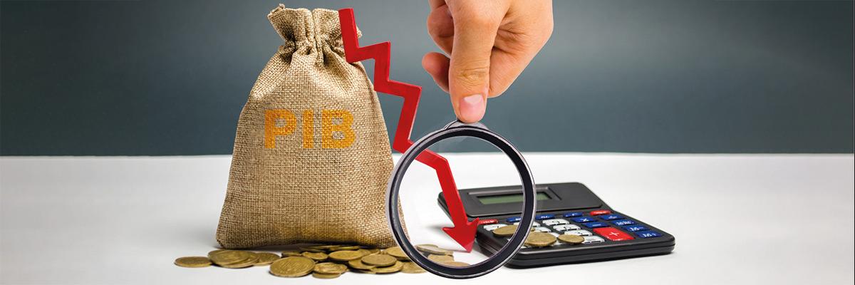 Analizando el decrecimiento del PIB