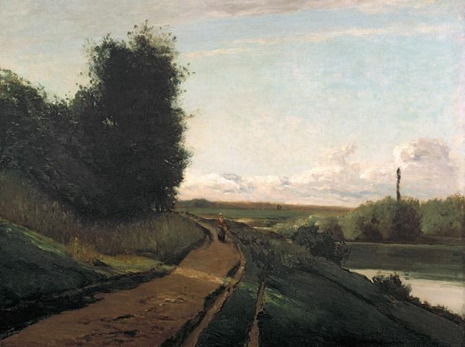 No diga paisaje, diga Pissarro