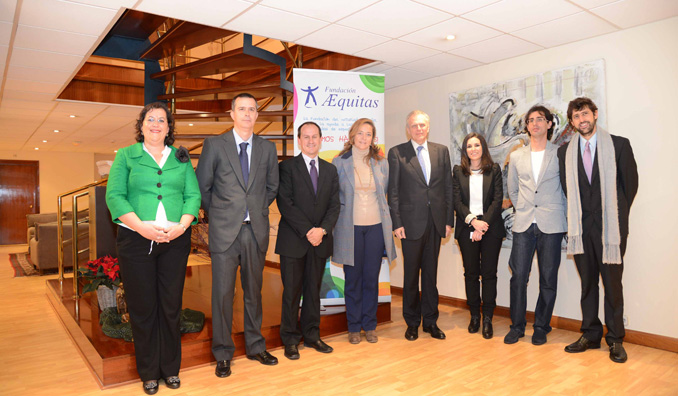 Dos profesores de la UDIMA ganan el XII Premio Aequitas de Investigación Jurídica