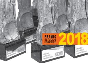 Convocado el Premio Estudios Financieros 2018