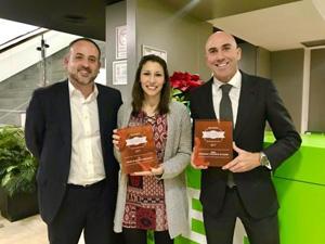 EL CEF.- obtiene tres Premios Excelencia Educativa