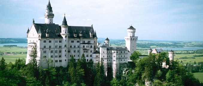 La Ruta Romántica alemana