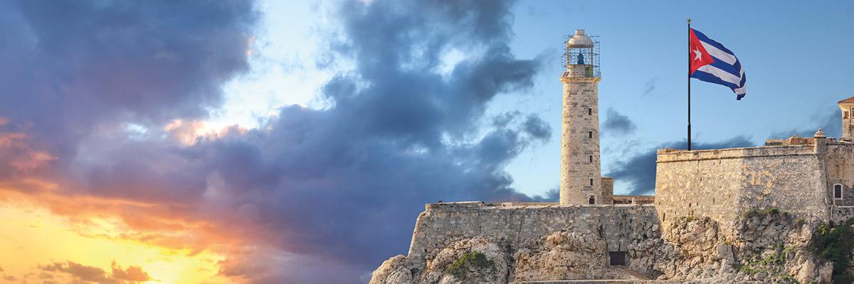 Faro del Castillo del Morro, en La Habana