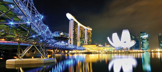 Singapur, el parque temático del dinero