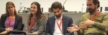 Arturo De Las Heras participó como ponente en la mesa redonda convocada por Starup Olé Salamanca 2019