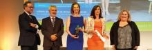 La UDIMA recibió el Premio Alares