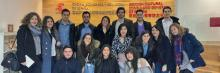 Estudiantes de la Udima en un viaje académico a China