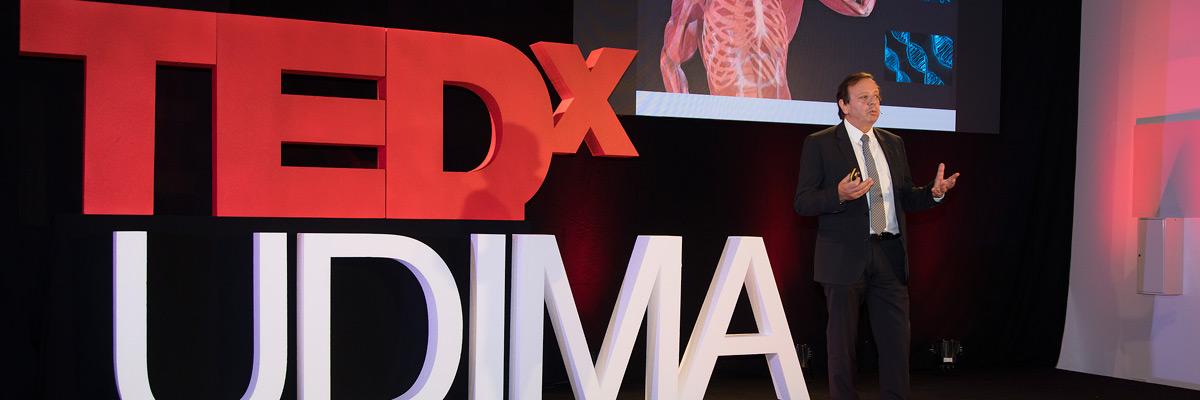 TEDx UDIMA 'Evolution'