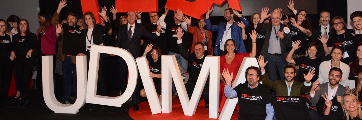 TEDx UDIMA Evolution
