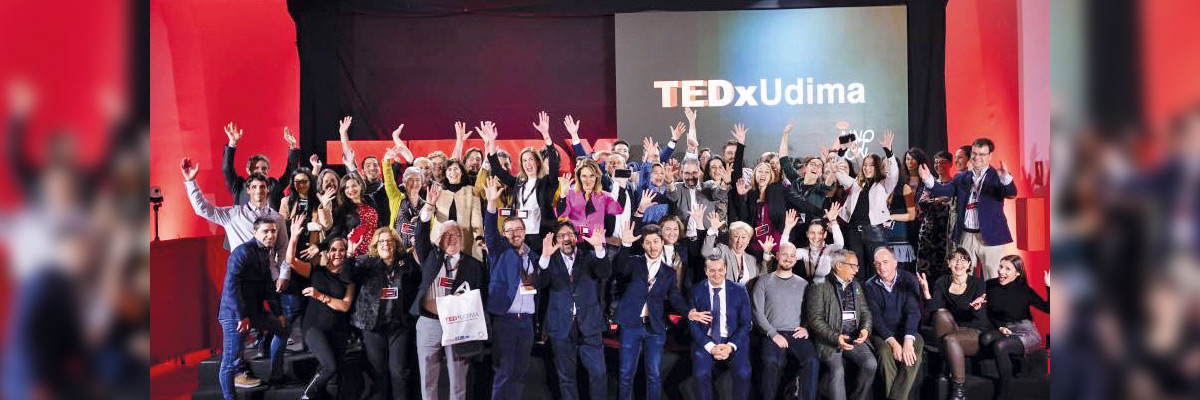 TEDx UDIMA