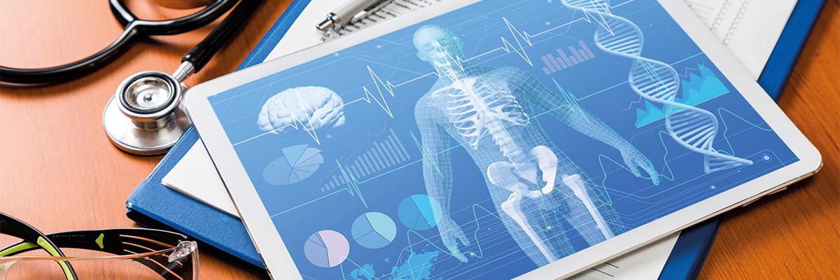 Uso de la tecnología digital para la medicina