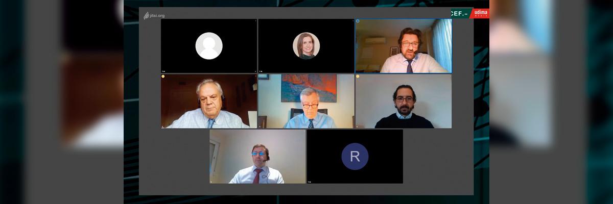 Webinars del Grupo Educativo CEF.- UDIMA
